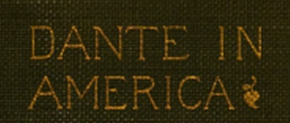 Dante in America Koch cover